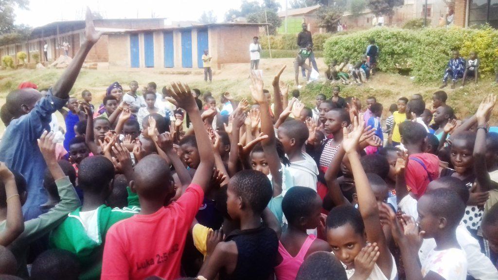 Rwanda Mission Children