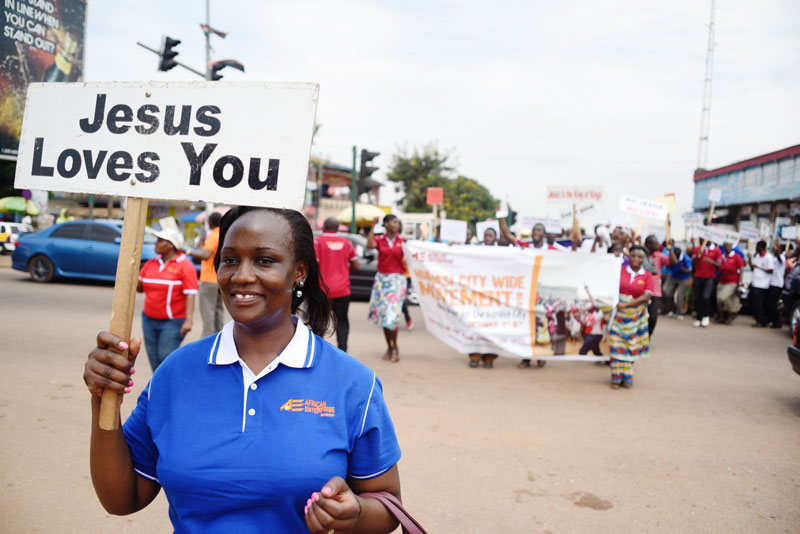 57 years and still strong – AE bringing Jesus to Africa to change the course of nations