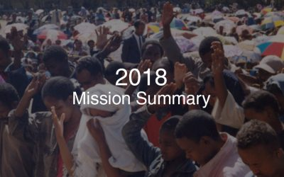2018 Mission Summary