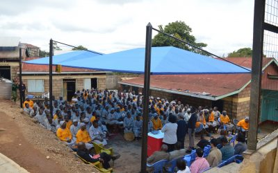 A Culture of Worship Made Possible in Prison