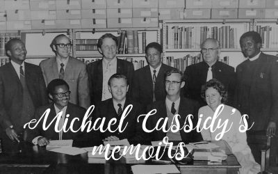 Michael Cassidy: Footprints in the African Sand