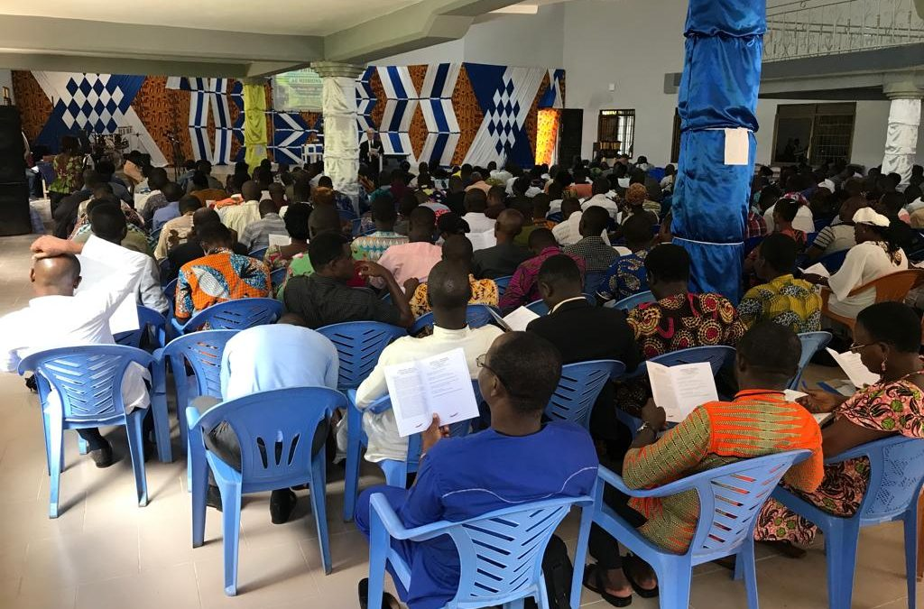 Meeting a deep Gospel need in Togo