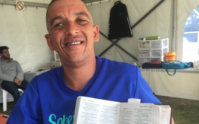 Cape Town Mission 2019: From gangster to Christ