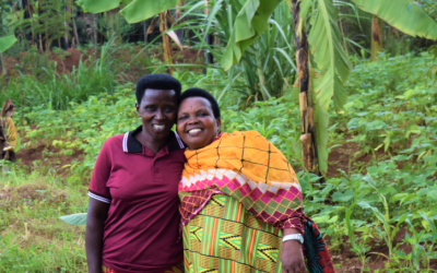 Growing hope, health and sustainability in Rwanda