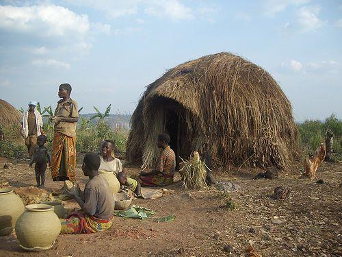 Burundi hut https://www.pinterest.com.au/pin/485755509778955110/