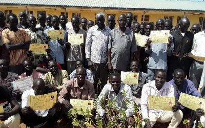 Supporting Theological training in South Sudan