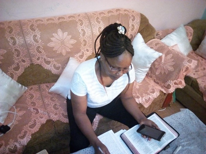 Jane Mucheru's Story