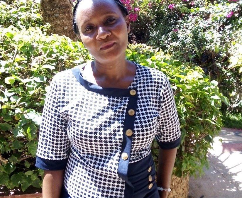 Lydia Wahura's Story