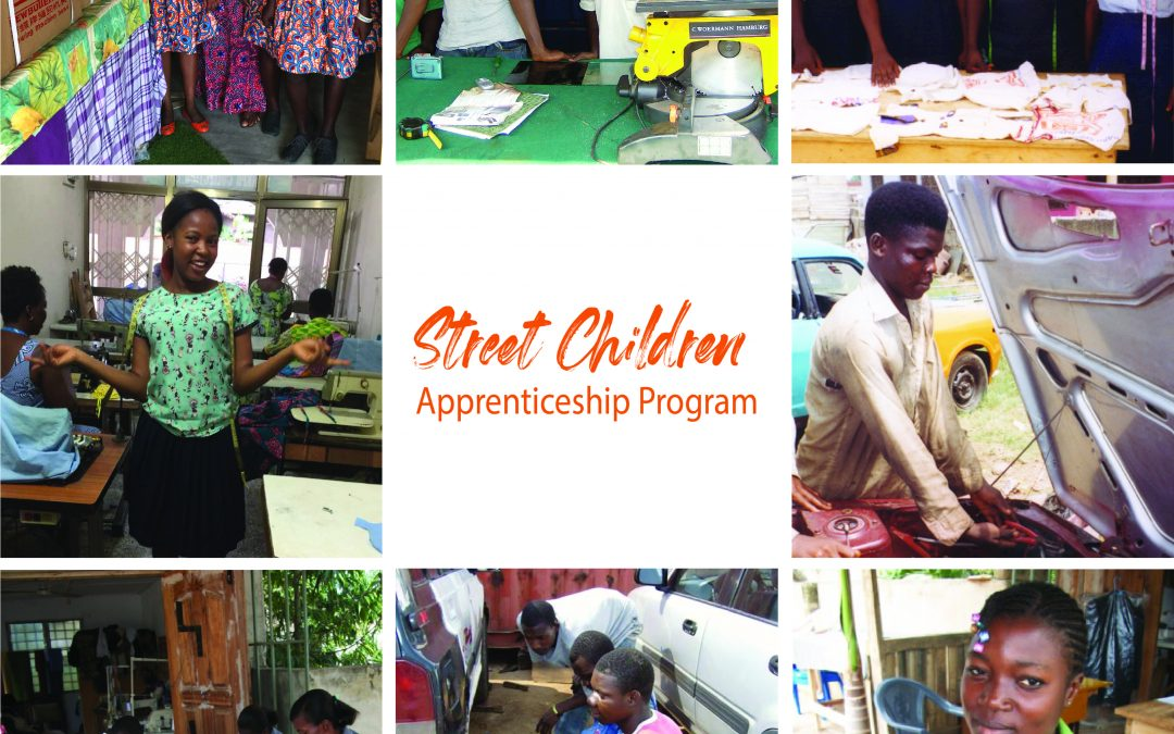 Togo Street Children Apprenticeship Program (SCAP)