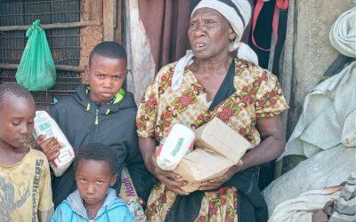 Life in the Korogocho Slums