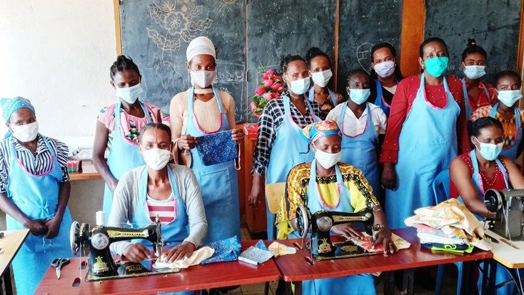 Sewing Project in Ethiopia
