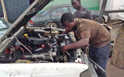 Ghana Street Children Apprenticeship Program Testimony
